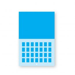 "8.5x11"" Custom Branded Calendar"