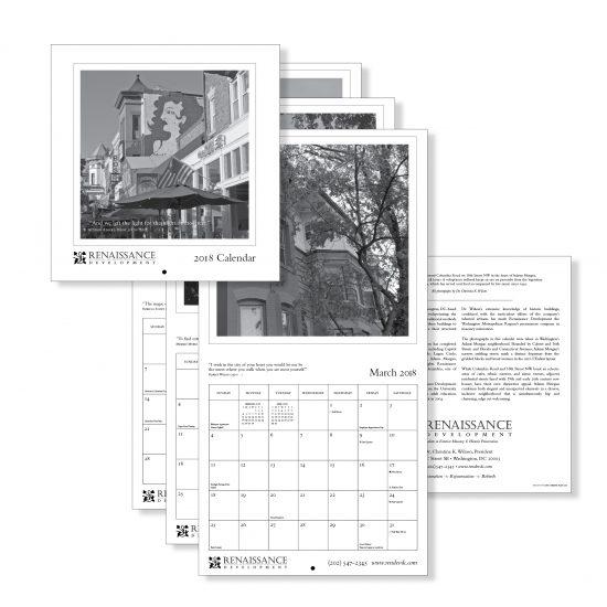 """8x8"""" Square Calendar"""