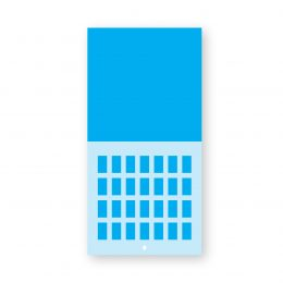 """8x8"""" Square Custom Branded Calendar"""