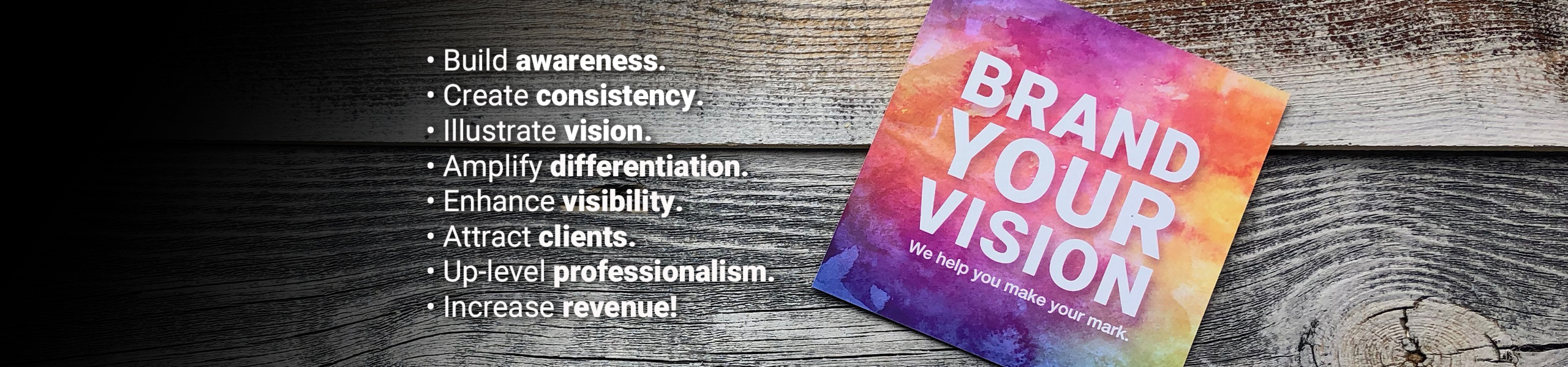 Brand Your Vision Benefits