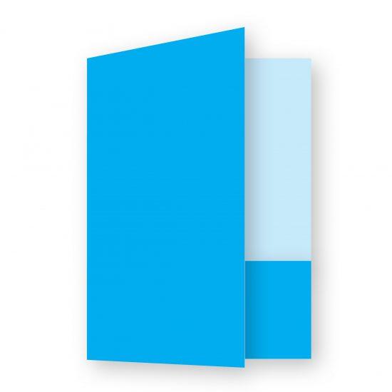 """9x12"""" Custom Branded Pocket Folder"""